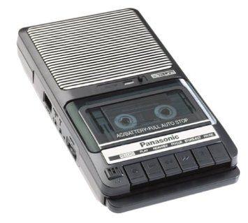 Amazon.com: Panasonic RQ2102 Cassette Recorder: Electronics