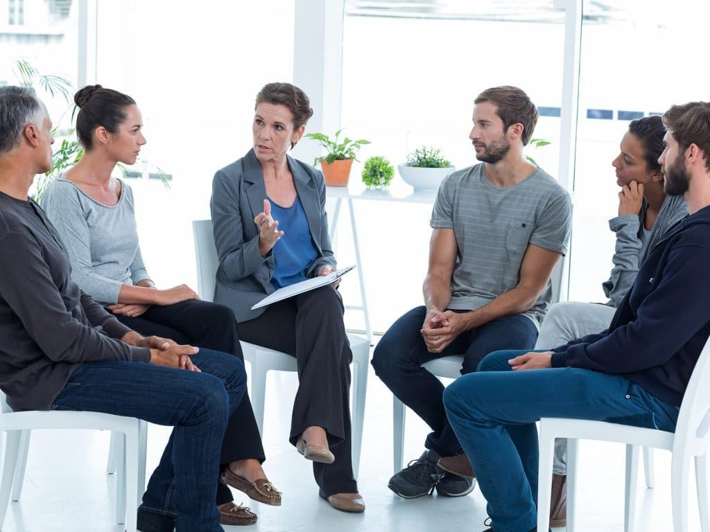 Mindfulness Group Therapy Can Be As Good As Individual Cbt