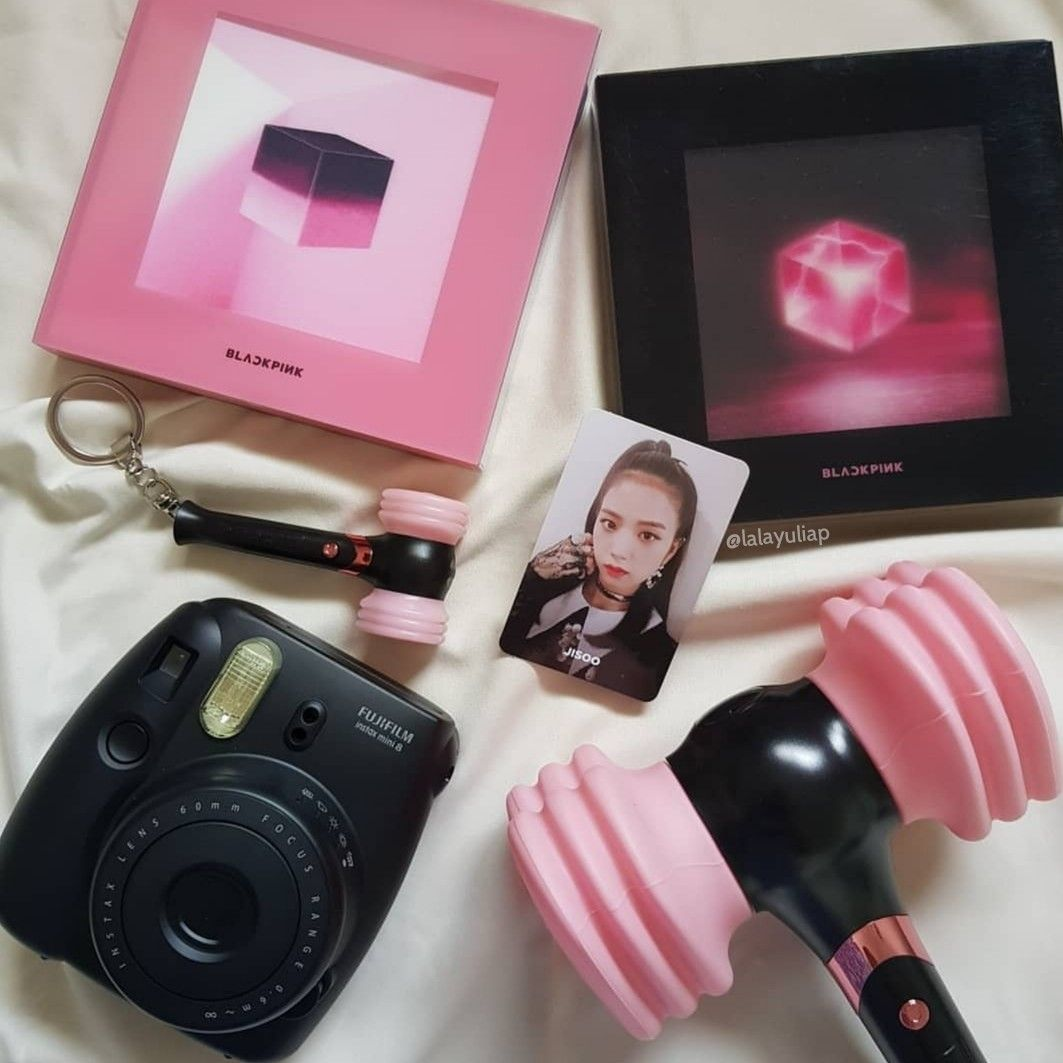 0f82ed7e Jisoo Blackpink 💙 Blink, Instax Mini 8s #HiLYP Hay All, Visit My Youtube  Channel Please 😆