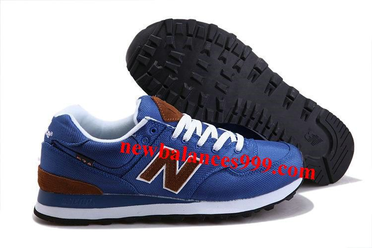Cheap New Balance NB backpack retro royalBlue Brown For Men shoes Casual  shoes Store