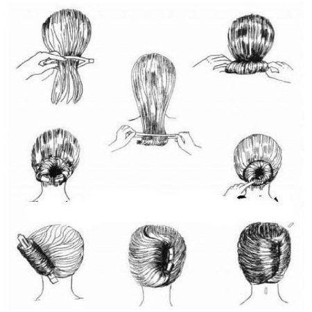 Magic Hair Bun Sponge Maker 0 55 Shipped Griffin S Honey Blog Hair Braiding Tool Bun Hairstyles Magic Hair