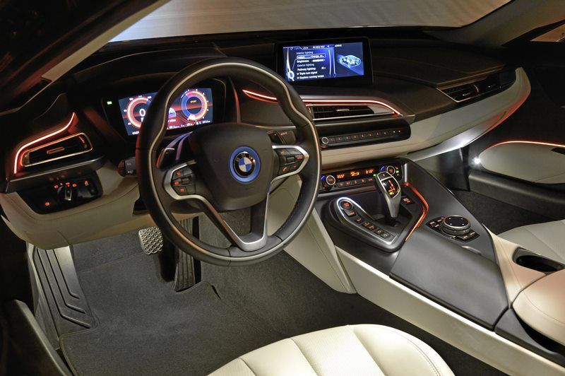 BMW i8: an absolute game changer