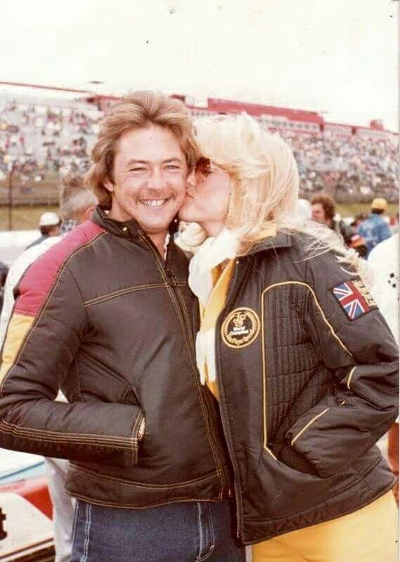 Tim Richmond And Linda Vaughn Linda Vaughn Couple Photos