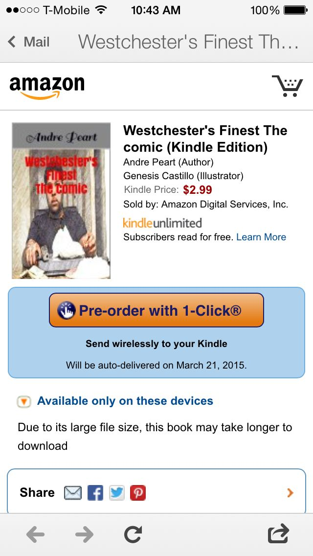 Westchester S Finest The Comic Now Available For Pre Order On Amazon Com Or My Website Adpblacknovels Com Literature Comics Things To Sell