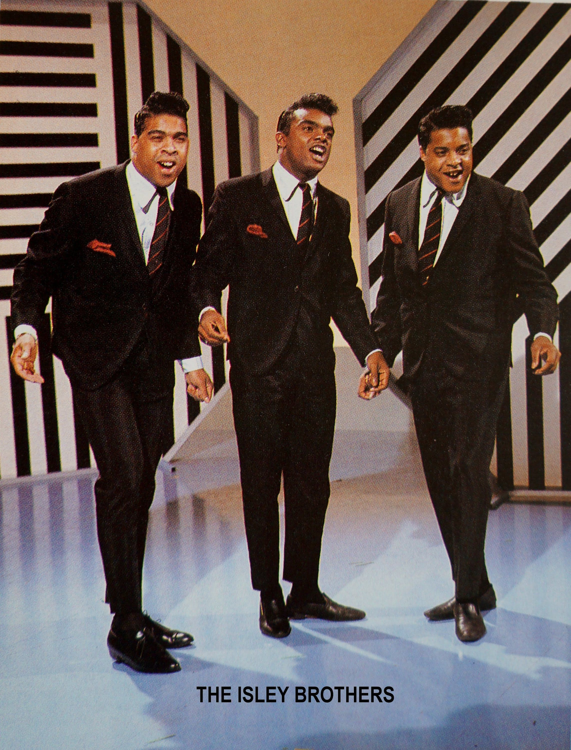 Pin on The Isley Brothers