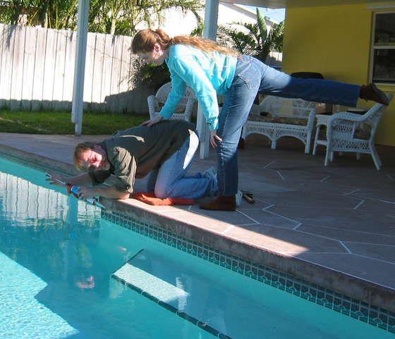 Swimming Pool Repair Oversimplified Swimming Pools Backyard And Patios