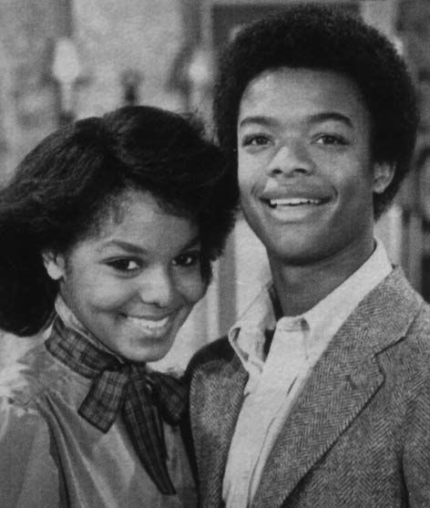 Janet Jackson n Todd Bridges in Diff'rent Strokes