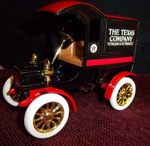 1905 Ford S First Delivery Car For The Texas Company 1900 S