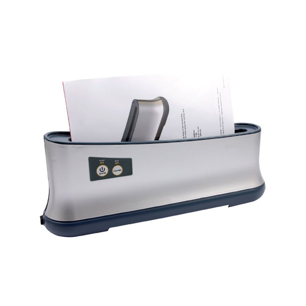 "Marigold 12"" Perfect Document Glue Thermal Binding Machine"