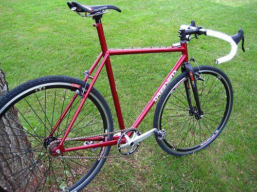 Geronimos Single Speed Cyclocross Bike   Cyclocross