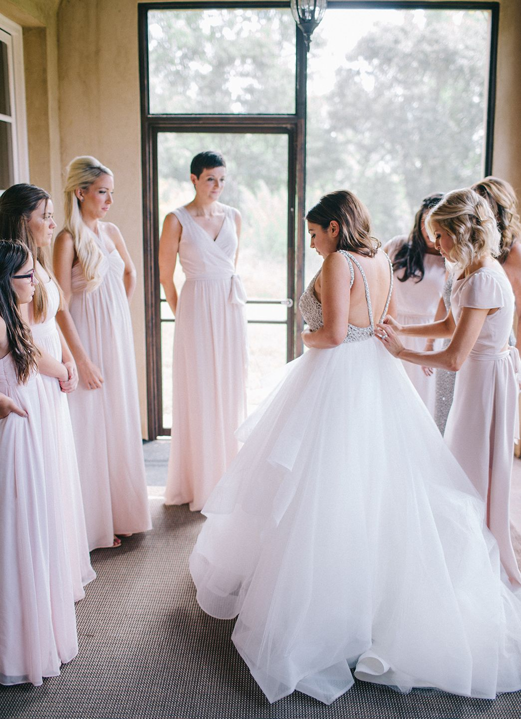 Hayley Paige bride in the \