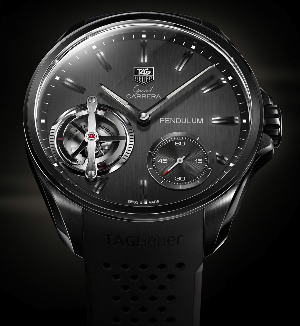 TAG Heuer Grand Carrera Pendulum | Watches | Swiss luxury ...