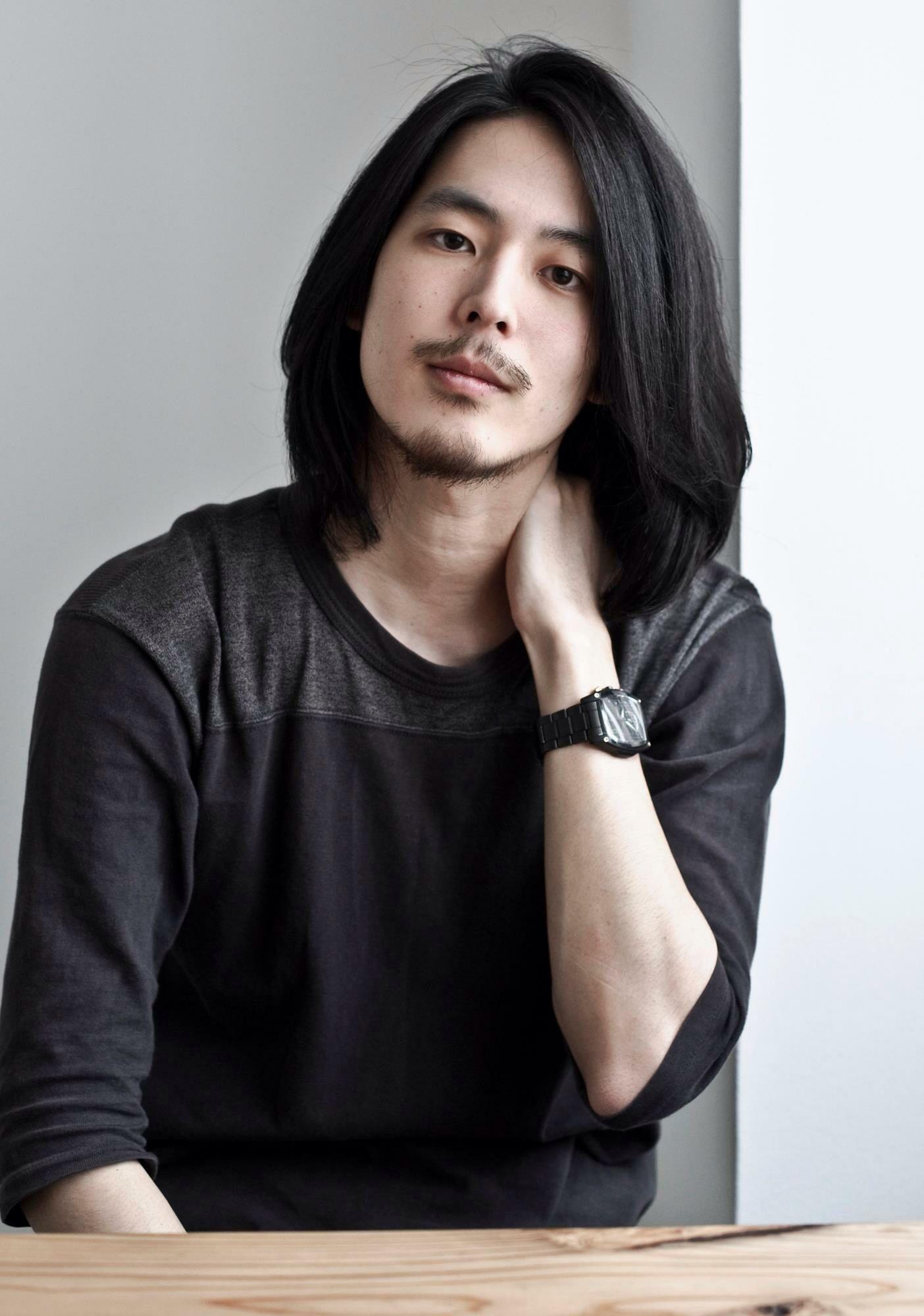 12 Best Ange Hojo <12 images  ange, long hair styles men, long