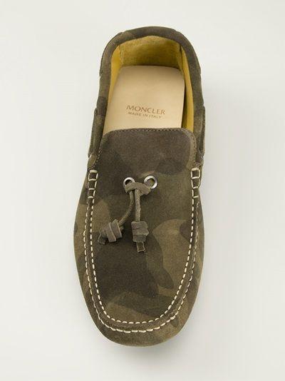 MONCLER - Beverly Hills driving shoes #moncler #monclershoes #menshoes #jofré