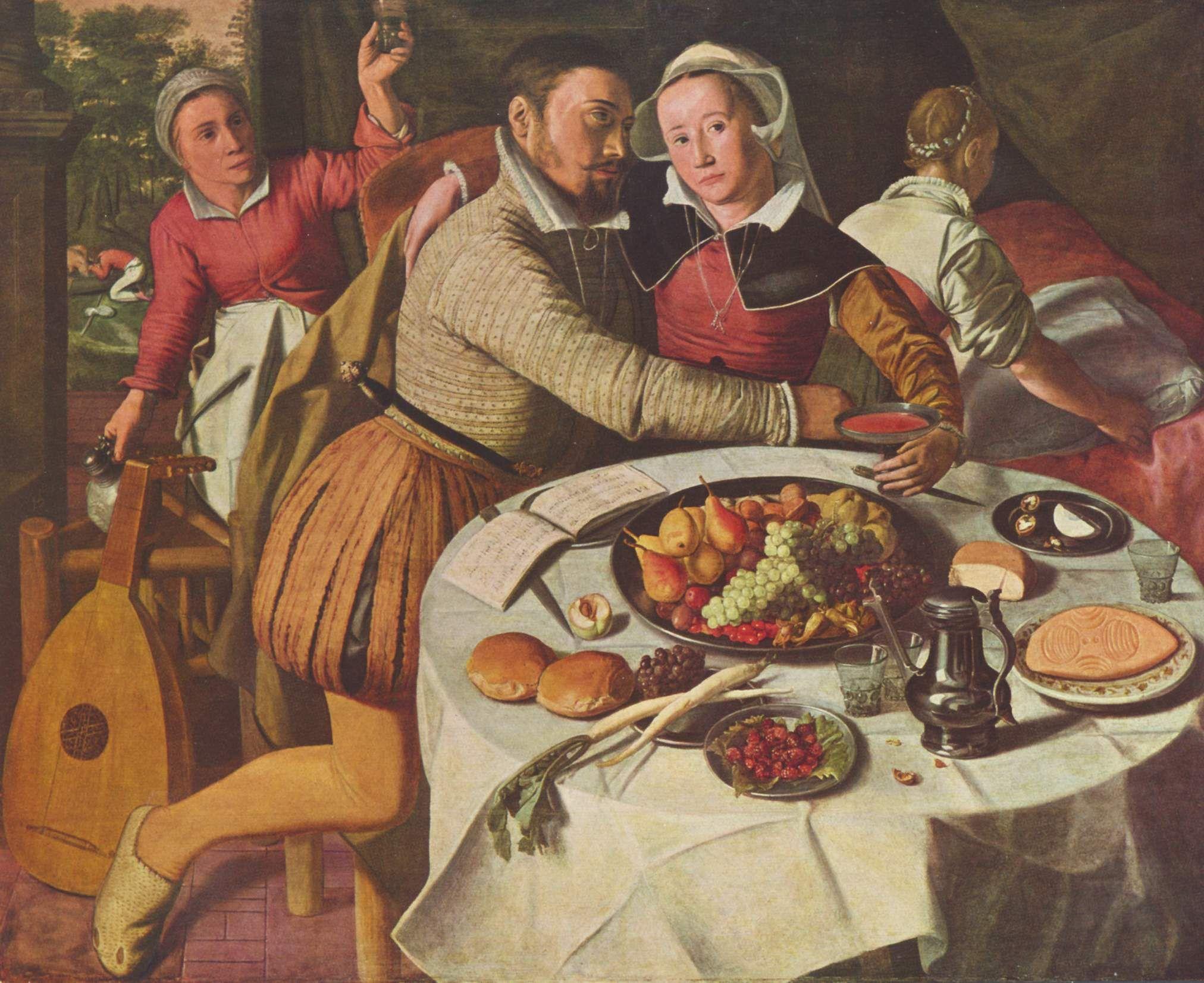 artist monogrammist hb title deutsch der verlorene sohn date between 1525 and 1550 medium oil. Black Bedroom Furniture Sets. Home Design Ideas