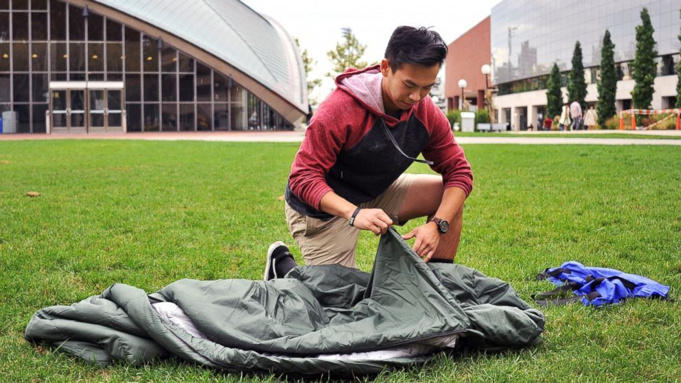 A Massachusetts Institute of Technology student has created a new line of sleeping bags designed to help Syrian refugees survive winters in the Middle East.  Sophomore Vick Liu designed the TravlerPack from his dorm room and recently raised $17,000 to send the first 250 to resettlement areas... - #Bags, #Making, #Middle, #MIT, #Refugees, #Sleeping, #Student, #TopStories