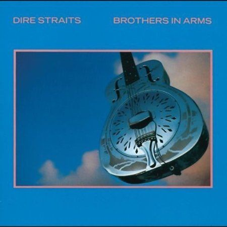 Dire Straits Brothers In Arms Vinyl Walmart Com In 2020 Dire Straits Brothers In Arms Classic Album Covers