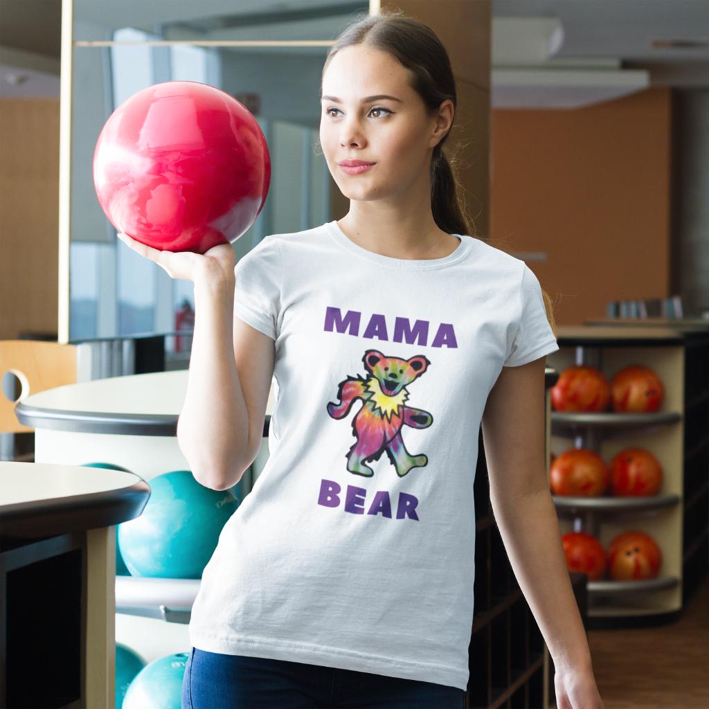 Grateful Dead Quot Mama Bear Quot T Shirt In 2020 Mama Bear