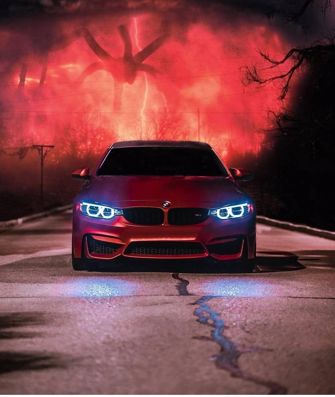 Na obrázku môže byť: auto a noc | Bmw, Audi cars, Bmw ...