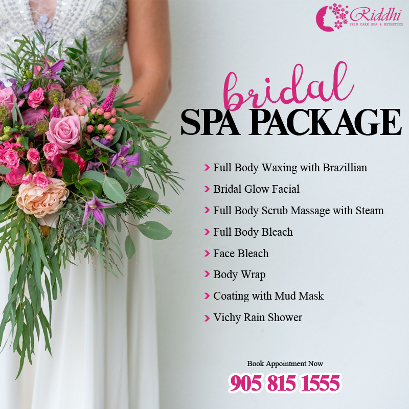 Special Bridal Spa Combo Package Spa Specials Skin Care Spa Valentine Spa