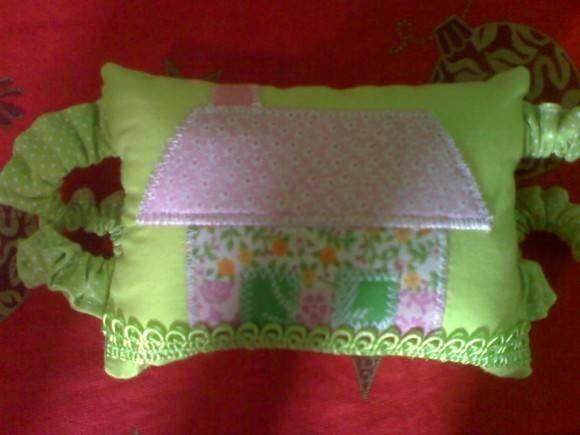 Suporte em patchwork, com motivos diferentes, tecido 100% algodão.  confira outros modelos. R$ 27,00