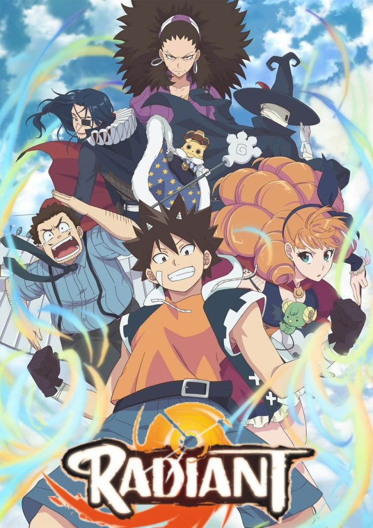 Pin By KissAnime On Radiant