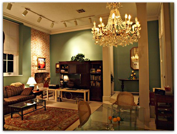 French Quarter Living Room | New Orleans Homes And Neighborhoods » French  Quarter Condos Part 76