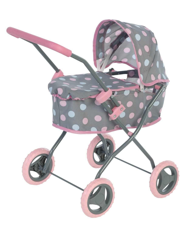 Amazon Com Lissi Doll Pram Toys Games Baby Doll Nursery