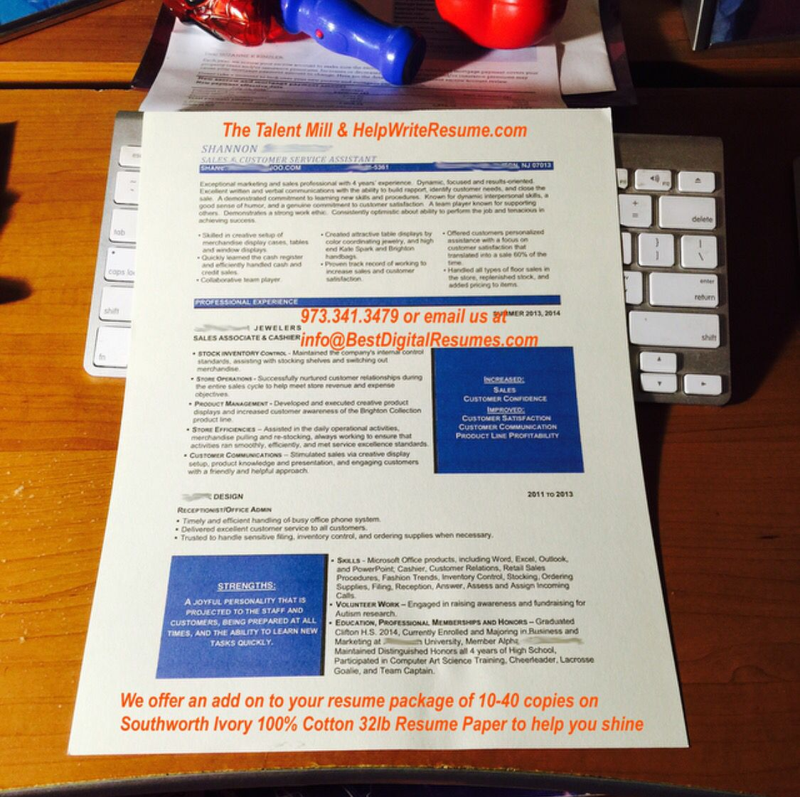College Student Resumes And Southworth Resume Paper At Unbeatable - Southworth-resume-paper