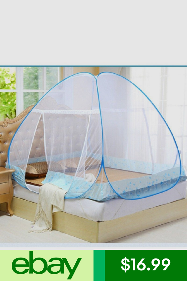 Canopies & Netting Home & Garden ebay Bed tent, Bed