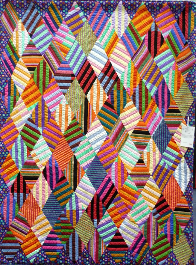 Marquee Diamonds quilt by Kathy Doughty | Quilts | Pinterest ... : kathy quilts - Adamdwight.com