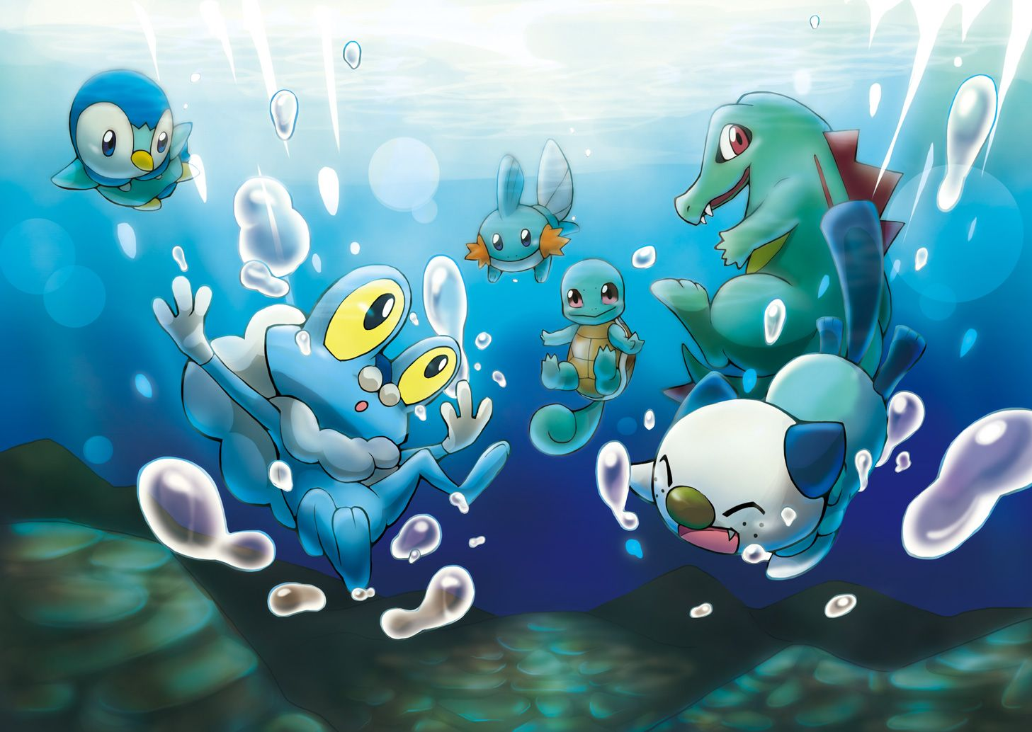 Best Nature For Totodile Sun And Moon
