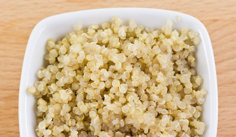 Como preparar quinoa receta b sica para cocer quinoa for Como se cocina la quinoa para ensalada