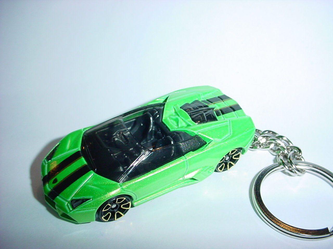 3d Lamborghini Reventon Roadster Custom Keychain By Brian Thornton