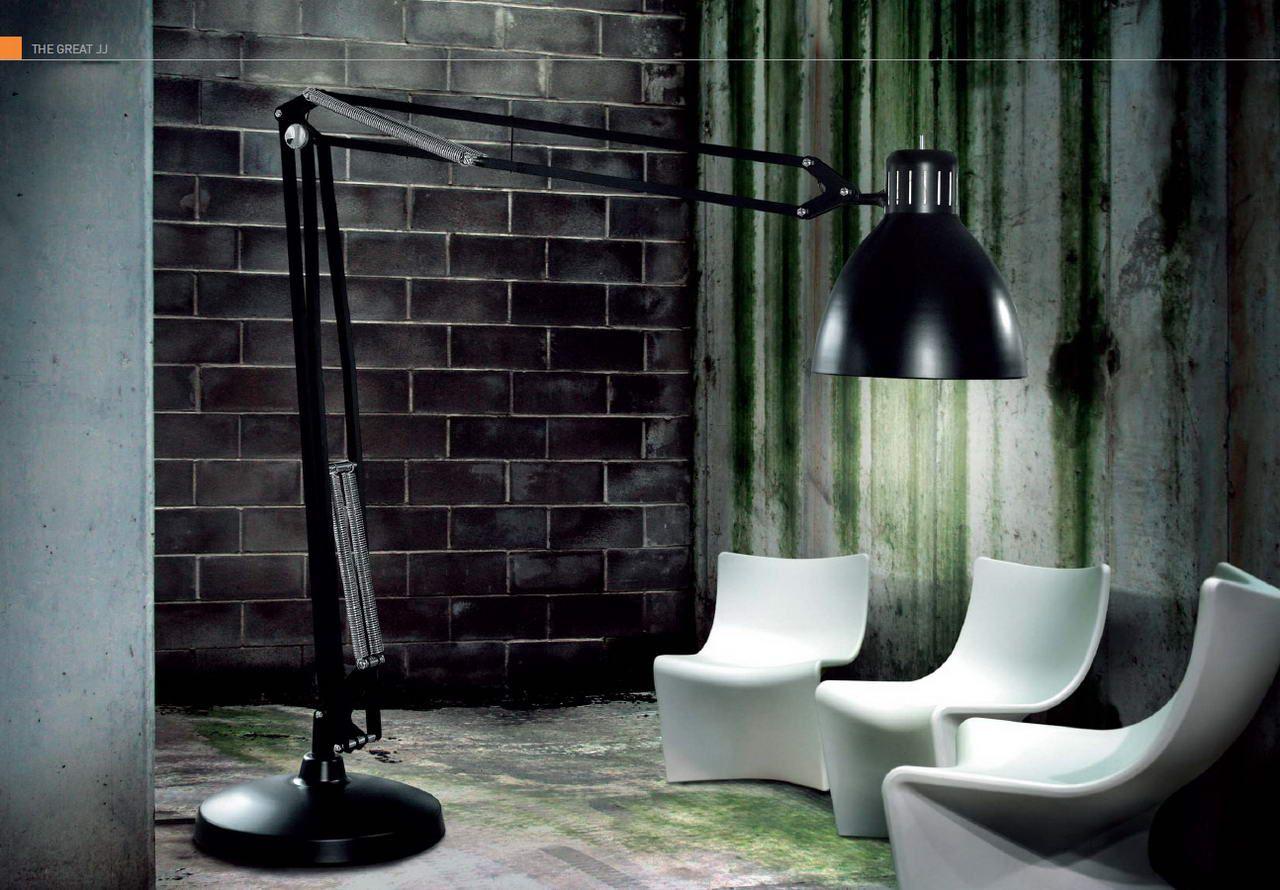 Luxo Jr Pixar Style Floor Lamp Grosse Stehlampe Stehlampe Bogen Stehleuchte