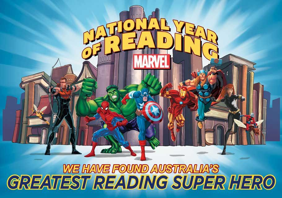 Scholastic Australia The Nyr 2012 Is An Initiative Started By