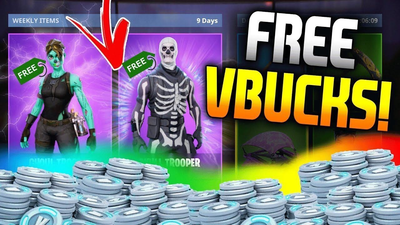 Our Fortnite Vbucks Generator will give you free vbucks that can be