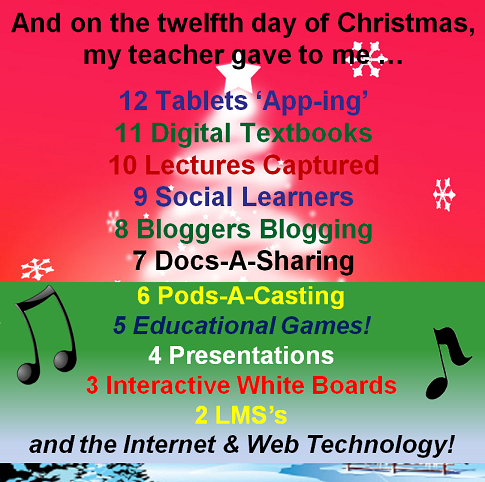 image result for 12 days of christmas parody