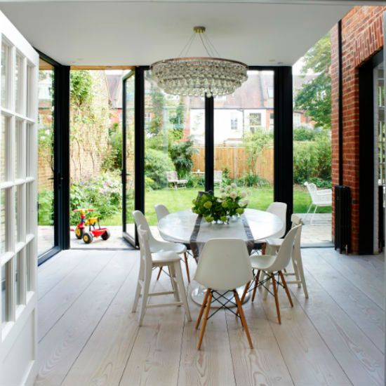 Easy tricks to make small spaces feel bigger