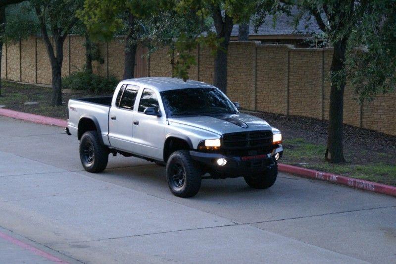 E Ed D B E A C on 1993 Dodge Dakota Lifted