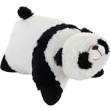 Pillow Pets Comfy Panda Jumbo Amazon.co.uk Toys