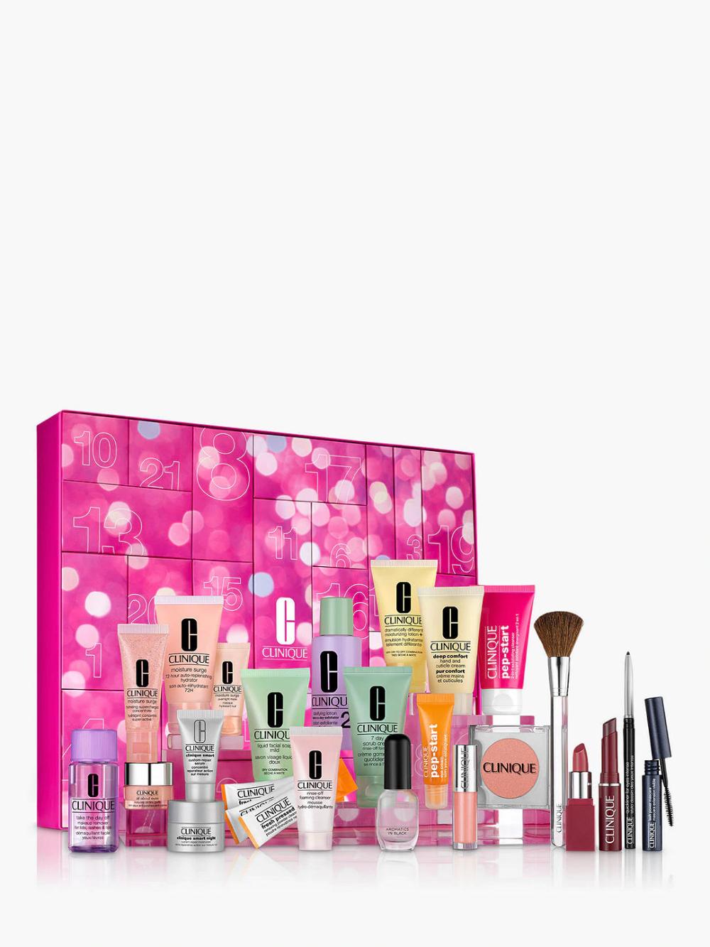Clinique 24 Days of Clinique Beauty Advent Calendar