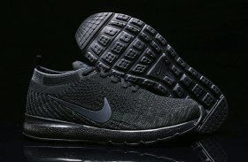 073713f594e29 Manner Nike Air Vapormax Flyknit Grey Black Womens Mens Running Shoes  Summer Trainers