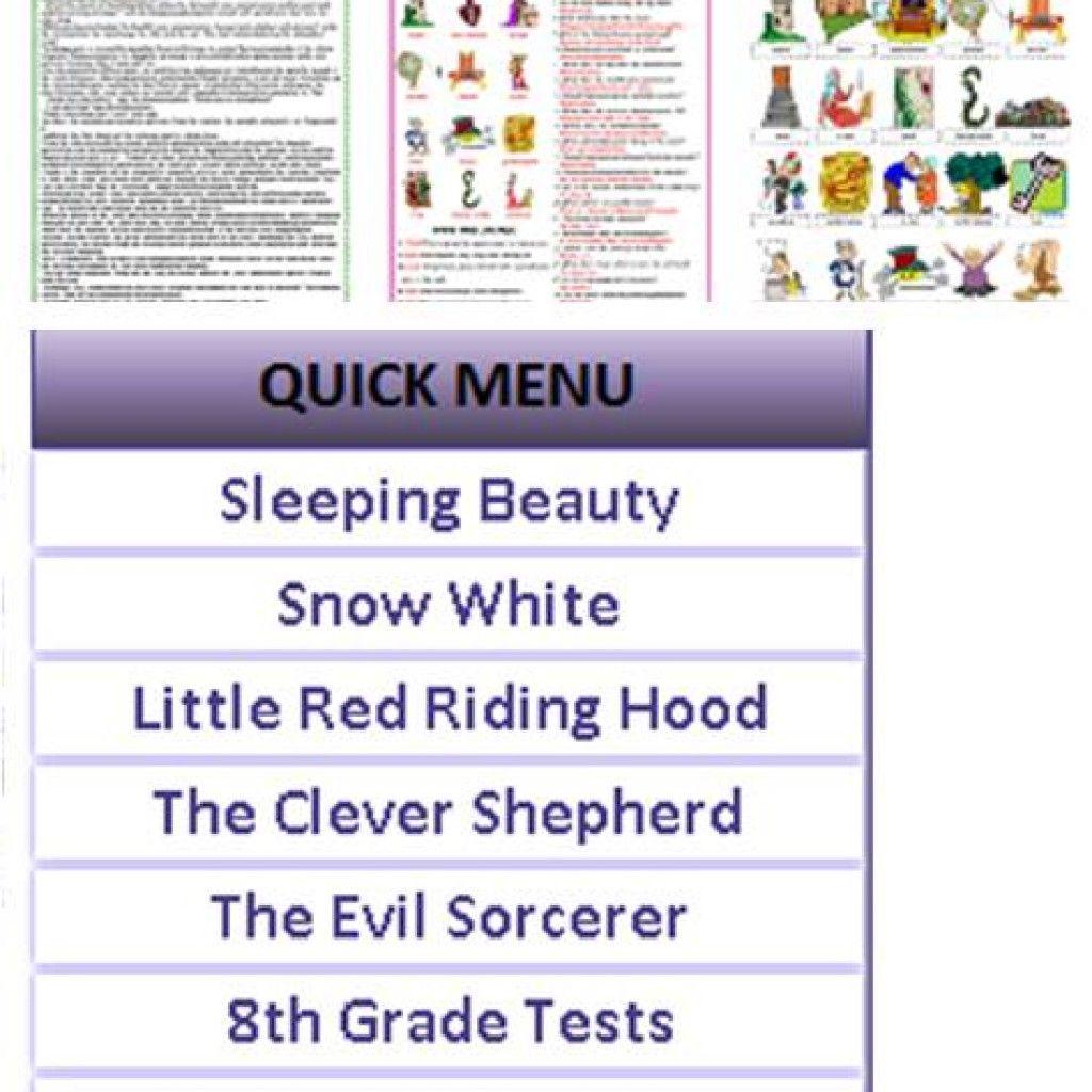 Englsih Worksheet 6