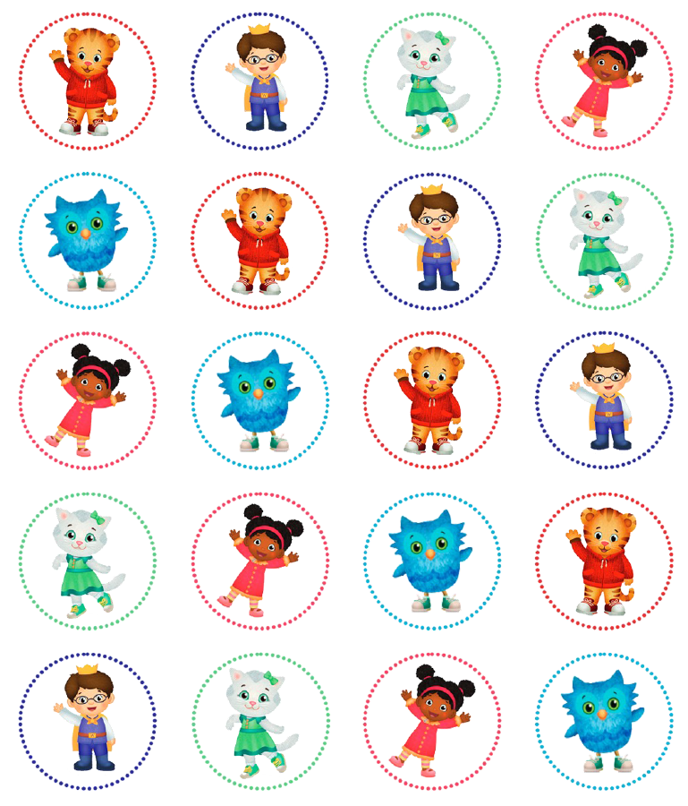 Http Omgtheresthree Com Daniel Tiger Potty Chart Daniel Tiger Birthday Daniel Tiger Birthday Party Tiger Birthday Party
