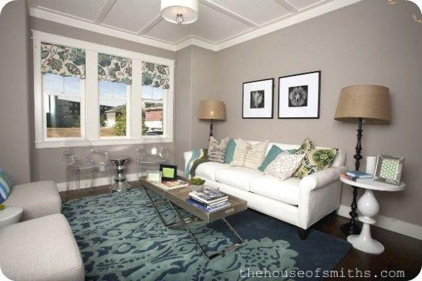 Incredible Benjamin Moore Silver Fox Diy Living Room Decor Home