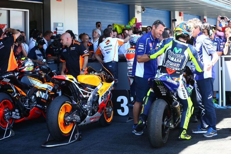 Rossi, Spanish MotoGP race 2014