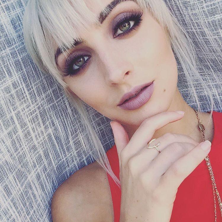 ColourPop Trap on lips Beauty/Style Pinterest Lips