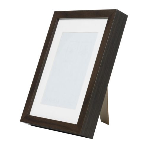 RIBBA Frame IKEA The mat enhances the picture and makes framing easy ...
