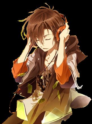 anime boys with headphones Google Search anime guys